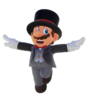 Black Tuxedo Mario 2