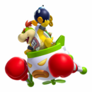 Bowser Jr NSMBU