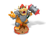 Bowser Toy