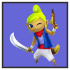 JSSB character preview icon - Tetra