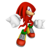 Knuckles team sonic 3 3 by nibroc rock-d9smrm4