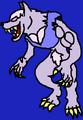 Territorial Sabrewulf Albino