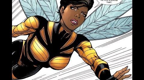 The Full Origin Of DC comics Karen Beecher ( Bumblebee )