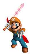 Alfonso (with Sword)