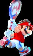 Mario - Mario Tennis Aces Artwork 2
