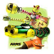 MinMin&RibbonGirl&Mechanica