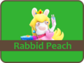 Rabbid Peach SP