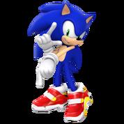 Sonic the Hedgehog (Speed Way)