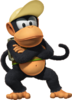 ACL - SSBSwitch recolour - Diddy Kong 4