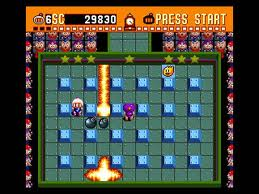 Bomberman stage