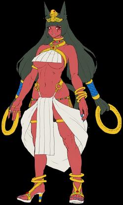 CleopatraKOFB ArtRender