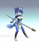 Krystal - Nintendo All-Star's