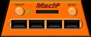 Mach² Orange