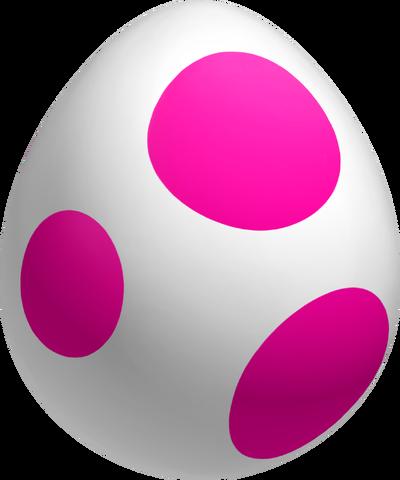 File:Magenta Yoshi EggSMWWii.png