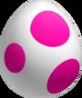 Magenta Yoshi EggSMWWii