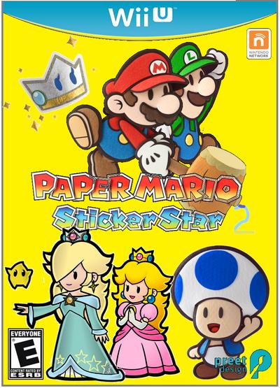 Paper Mario: Sticker Star 2 | Fantendo - Nintendo Fanon Wiki