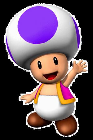 Purple Toad Classic