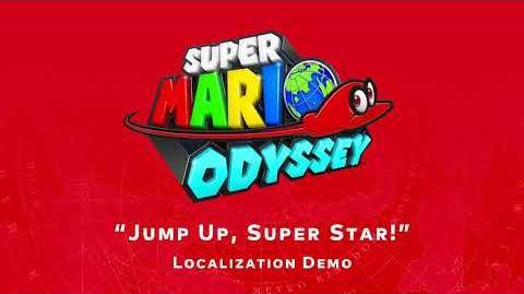 Treehouse Log Super Mario Odyssey Localization Demo