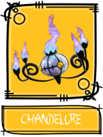 Chandelure SSBR