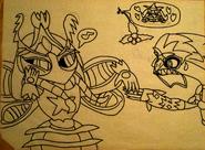 EX-Mas Sketch