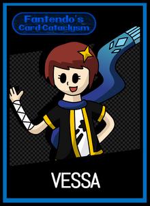 FCC Vessa Card