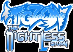 Tigzon-The Nightless Story logo design (2)