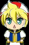 Toad Kagamine Len 4