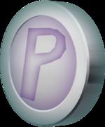 0.DB Platinum Coin