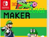 3D Super Luigi Maker