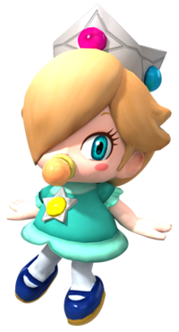 Baby Rosalina from Mario Kart Tour