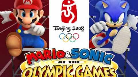 Dream Table Tennis (Mario & Sonic at the Olympic Games)