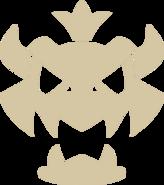 Dry bowser official emblem by koopshikinggeoshi-d88tdqn
