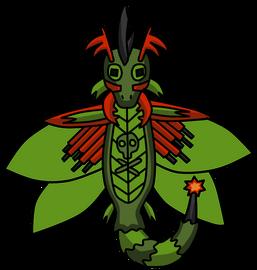 Hexabomb Dragon DD2