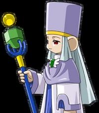 Priestess (Namco X Capcom)