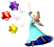 10.11.Rosalina throwing Star Bits