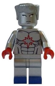 Captain Atom (Lego Batman 4)