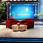 Ellen Show Stage