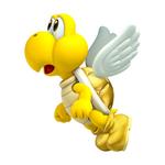 Golden Paratroopa NSMB2