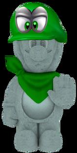 LuigiStatue