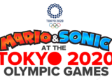 Mario and Sonic at the Tokyo 2020 Olympic Games