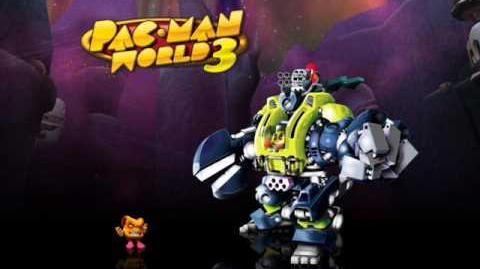 Pac Man World 3 Soundtrack - Credits