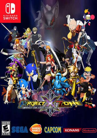 Project X Zone Iii Fantendo Nintendo Fanon Wiki Fandom
