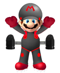 Robo Mario.