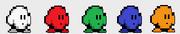 SMB NES Kirby