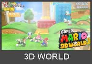 SSBR3DWorld