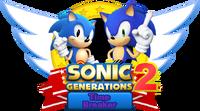 Sonic Generations 2 Logo