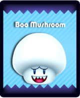 Super Mario & the Ludu Tree - Powerup Boo Mushroom