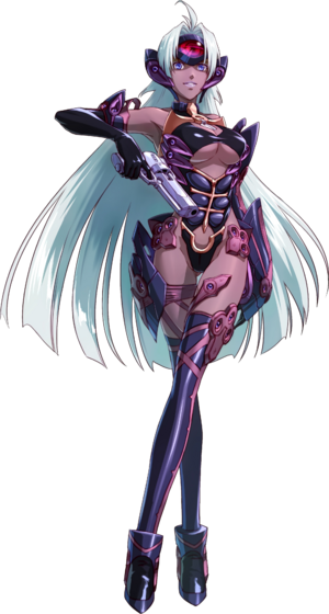 T-elos (Project X Zone)