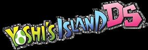 Yoshi's Island DS Logo