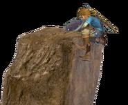 1.4.Champion Link Climbing a Rock